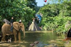 Jungle river nature - Mindoro island