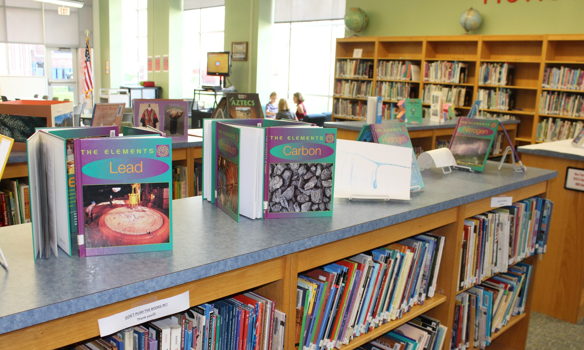 SVE Middle School Library