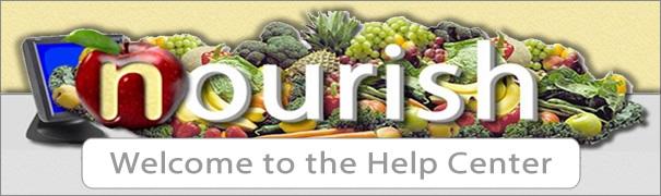 Nourish Help Center