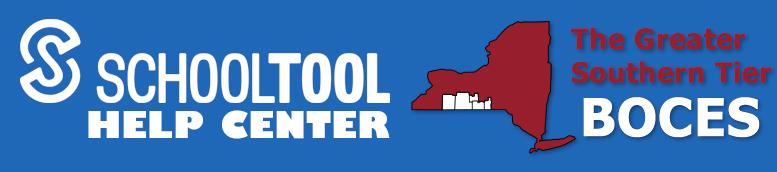 SchoolTool Help Center